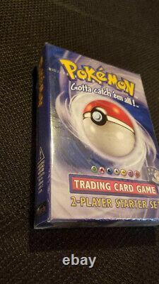 Pokemon Base Set 2 Player Starter Deck Factory Sealed Wotc Possible Shadowless