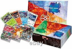 Pokemon Card Sword & Shield Vmax Triple Starter Ensemble Japon