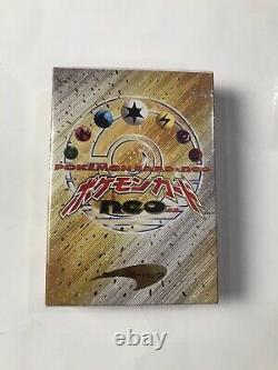 Pokemon Japonais Neo Genesis Set Booster De Démarrage Boîte Plate-forme / Paquet Lugia