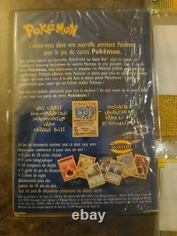 Pokemon Rare Français 1ère Édition Base Set Boosters & Starter Deck 1999 Sealed
