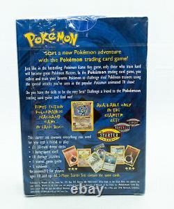 Pokemon Trading Card Game 2 Player Starter Set 1999 Sealed Box