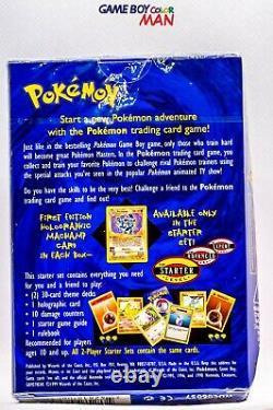 Pokemon Trading Card Game 2 Player Starter Set Nouveau