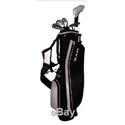 Ram Golf Sgs Ladies Golf Clubs Droite Main Starter Set Avec Stand Bag -steel Shaft