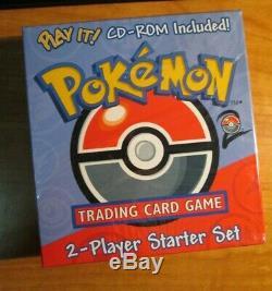 Scellé 6-pack-case Pokémon 2 Joueurs Carte Theme Base De Pont-2 Set Withmachamp