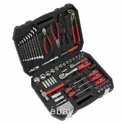 Sealey Ak7400 Mechanic's Tool Kit 100 Piece Set Awesome Tool Starter Ou Home Kit
