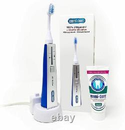 Set De Démarrage Emmi-dent Avec 100% Ondes Ultrasons - Nettoie Plus Doux/pas D'abrasion