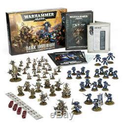 Sombre Imperium Starter Set Space Marines Primaris Garde Mort De Warhammer