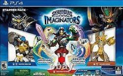 Usine Sealed Ps4 Playstation Skylanders Imaginators Starter Set Fonctionne En Ps5