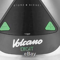 Volcano Easy Valve Starter Pleine Set- Ships Etats-unis Libre