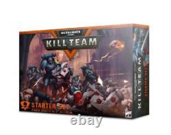 Warhammer 40,000 Kill Team Starter Set Warhammer 40k Games Workshop Nouveau