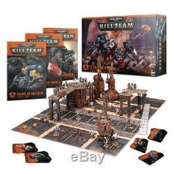 Warhammer 40 000 Kills Core Team Jeu Starter Set Nouveau Scellés 40k Nib