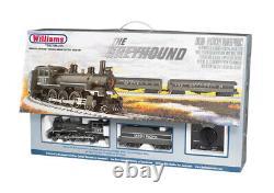 Williams 00325 Union Pacific The Greyhound O Gauge Steam Passenger Train Set