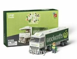 Woolworths Bricks Set Deluxe Starter Pack, 2 Camions Et Figurine Pack, Lego