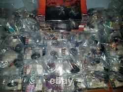 World Of Warcraft Miniatures Set Complet De Base, Démarrage, Cartes 70 Chiffres Wow