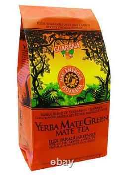 Yerba Mate Starter Set Dans Une Boîte Cadeau Coupe + Mate Tea + Bombilla